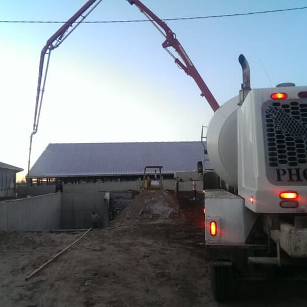 Agricultural Concrete Specialists West Michigan 13 Sq