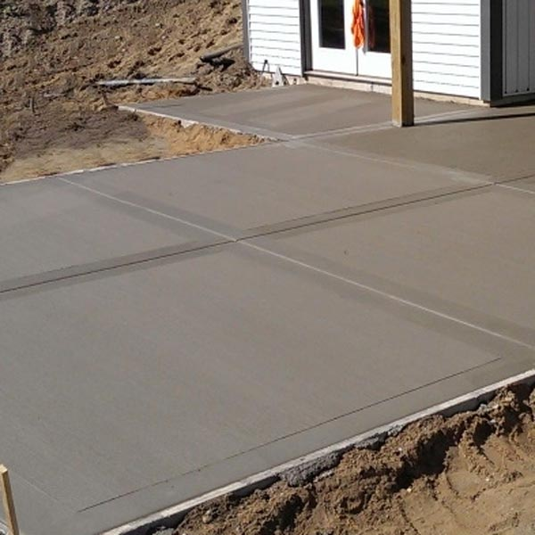 West Michigan Residential Concrete Companies 28 Sq
